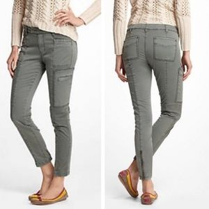 Daughters of the Liberation Gray Cargo Pants 27
